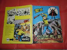TEX GIGANTE da lire 250 in copertina N°136 c-ORIGINALE 1 edizione AUDACE BONELLI