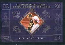 Ascension 2011 Lifetime of Service 1v MS SG 1102 MNH