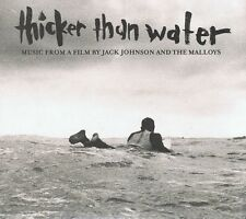Thicker than Water - Soundtrack CD NEU - Jack Johnson Todd Hannigan Smoke City