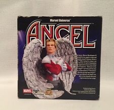 Marvel  Universe Bust 6 Inch – Angel. Complete With Certificate Of Authenticity.