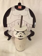 Star Wars Stormtrooper Melamine Plastic Dinner Plate W/ Tumbler Cup Child Gift