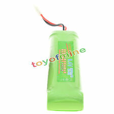 1x 8.4V NiMH 3800mAh Super Power Rechargeable Battery Pack Car Tamiya Plug