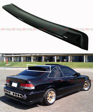 1996-2000 HONDA CIVIC 2 DR COUPE JDM SMOKE TINTED REAR ROOF AERO WINDOW VISOR
