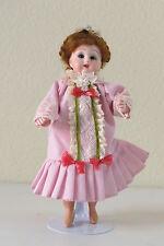 """Doll Mignonnette Poupée Repro """"P1"""" : Kestner 22 cm"""