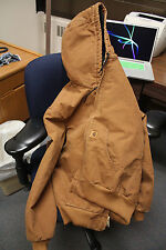 Brown Carhartt Coat/Jacket•Size: Medium•Worn only a few times•Never washed