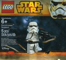 LEGO 5002938 Star Wars Stormtrooper Sergeant Polybag NIB Anniversary offer