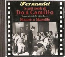 27666// LE PETIT MONDE DE DON CAMILLO DIALOGUES EXTRAIT DU FILM CD NEUF