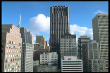 487065 Financial District SAN FRANCISCO CALIFORNIA A4 FOTO STAMPA