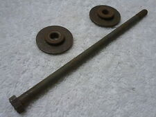 Alfa Romeo 105 ALL RHD MODELS CLUTCH & BRAKE PEDALS TIE BOLT + WASHERS, NOS