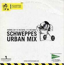 "LENNY KRAVITZ / ST GERMAIN / ORISHAS / MACY GRAY ""SCHWEPPES URBAN MIX"" PROMO CD"