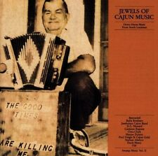 JEWELS OF CAJUN MUSIC  CD NEU