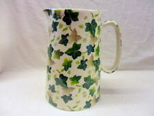 Maple Ivy design 4 pint pitcher jug by Heron Cross Pottery
