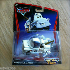Disney PIXAR Cars TAKE FLIGHT AUTONAUT MATER TOONS Moon Mater Astronaut
