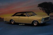 1966 66 FORD GALAXIE 500 XL COUPE 1/64 SCALE COLLECTIBLE DIECAST DIORAMA MODEL