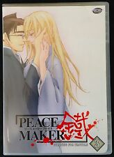 Peacemaker - Vol. 3: Gunning for Trouble (DVD, 2005) Anime