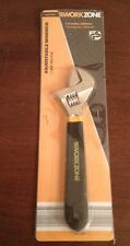 "Work Zone Adjustable Wrench 7.9"" New In Package"