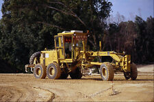 667061 Road Construction Machinery A4 Photo Print