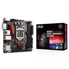 ASUS B150I PRO GAMING/AURA Intel LGA1151 ITX Motherboard USB 3.0, SATA 3 and DVI