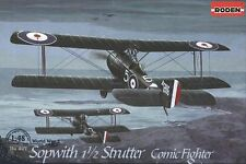 SOPWITH 1 1/2 STRUTTER COMIC NIGHT FIGHTER( BRITISH RFC MKGS) 1/48 RODEN