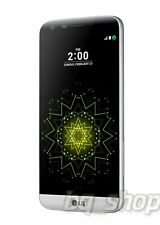 "LG G5 H860N Dual Sim 32GB SILVER 4G LTE 5.3"" 4GB RAM Android 6.0 Phone By FedEx"