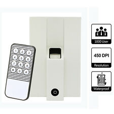 Metal Biometric Fingerprint Standalone Door Access Control & Reader DC12V~24V CO
