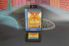 GARFIELD CAUGHT IN THE ACT MEGADRIVE MEGA DRIVE PAL ENVÍO 24/48H