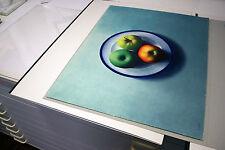 Anne Hausner, Drei Äpfel - handsigniert