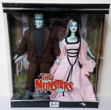 The Munsters Giftset Barbie & Ken~Lily & Herman~NRFB