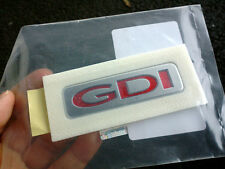 Genuine Kia All new Cerato/Forte rear trunk GDI Emblem