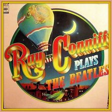 RAY CONNIFF Plays THE BEATLES (1976)* LP CBS-Sony SOPO-119 (Japan) Stereo NM
