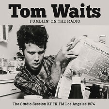 TOM WAITS New 2016 UNRELEASED 1974 LIVE PERFORMANCES & INTERVIEWS CD