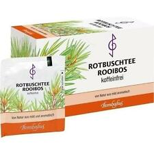 ROTBUSCH Tee Filterbeutel 20X2 g