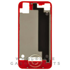 Door Frame for Apple iPhone 4 CDMA Red Panel Housing Battery Cover