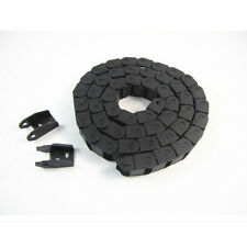 Cable drag chain wire carrier 10*15mm R28 1000mm/40inch