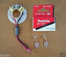 MAKITA  HOLDER & BRUSH SET FIT BTD130F BTD134 BTD140 BTD141 BTD142 BTD146