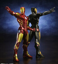 Kotobukiya ArtFX+ Iron Man Statue Avengers Marvel Now Set of 2 NIB