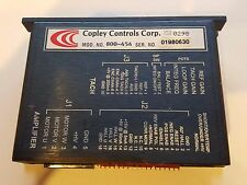 COPLEY CONTROLS SERVO AMPLIFIER 800-454