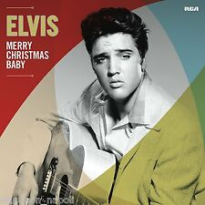 Elvis Presley: Merry Christmas Baby! - LP