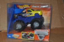 Hot Wheels Monster Jam 1:43 Black Stallion Die-Cast Vehicle