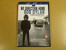 2-DISC MUSIC DVD / BOB DYLAN - NO DIRECTION HOME