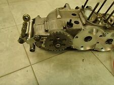race go kart andreson superkart rotax 256 engine bottom end case crank rotary