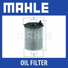 Mahle Oil Filter OX171/2D - Fits Citroen, Ford, Peugeot 1.4 HDI