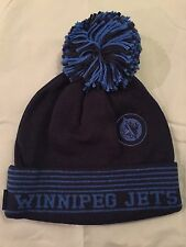 Winnipeg Jets Mens Winter  Hat Beanie Tshirt Jersey Hoodie NWT New Boys NHL