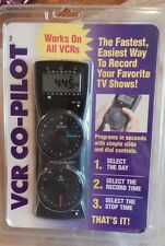 VCR CO-PILOT Programming Remote Control  - New Old Stock Sealed