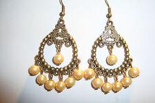Large Long Indian~Asian Ethnic Boho Chandelier Earrings~ER55~uk seller~