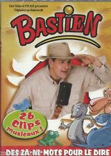 13287 // BASTIEN DES ZA-NI-MOTS POUR LE DIRE APPRENDS L'ALPHABET EN CHANTANT DVD