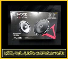 "KENWOOD EXCELON XR-1800 XR1800 7"" CAR COAXIAL SPEAKERS BRAND NEW WITH /WARRANTY/"