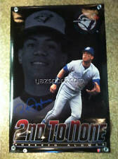 Roberto Alomar 2nd to None Toronto Blue Jays Poster