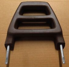 Volvo 240 Part Front Seats Head Rest. Colour Brown