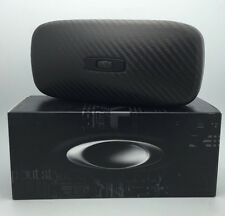 New OAKLEY SQUARE O Hard Sunglasses or Eyeglass Case in Carbon Fiber
